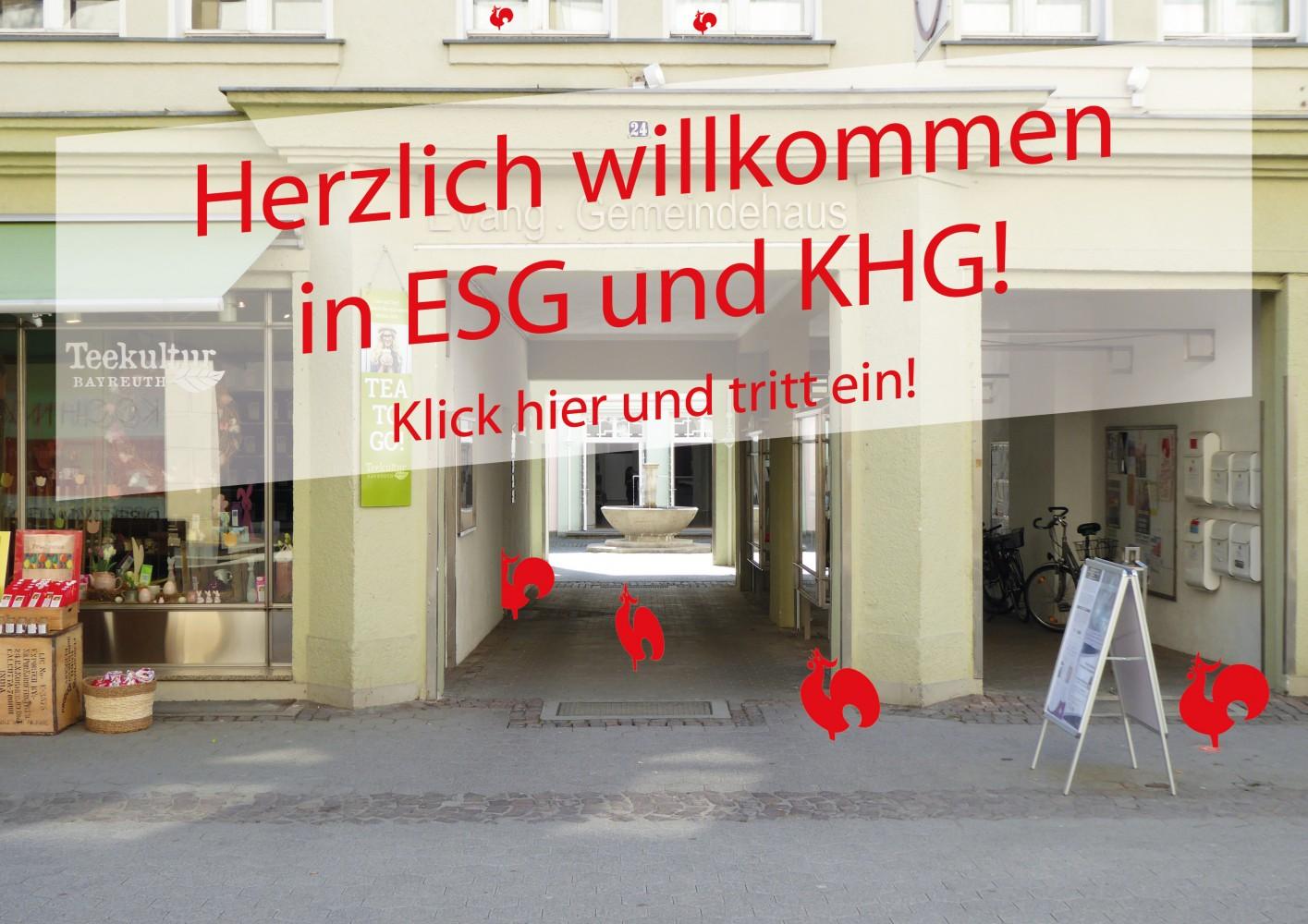 Eingang ESG